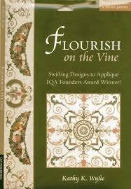 Flourish on the Vine Pattern Ap