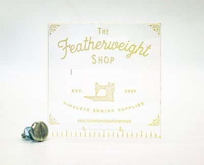 Featherweight Accurate Seam Guide Clear