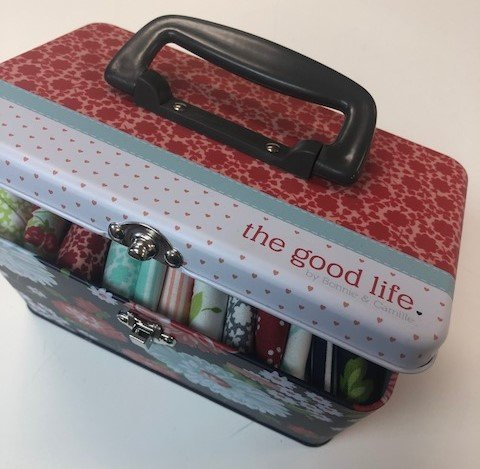 The Good Life By Bonnie and Camille 12 Fat Quarters