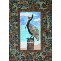 Cantik Batiks Solitude Kit Pelican by Shania Sunga Designs #132