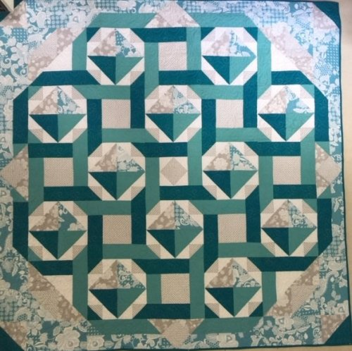 Mystery Quilt