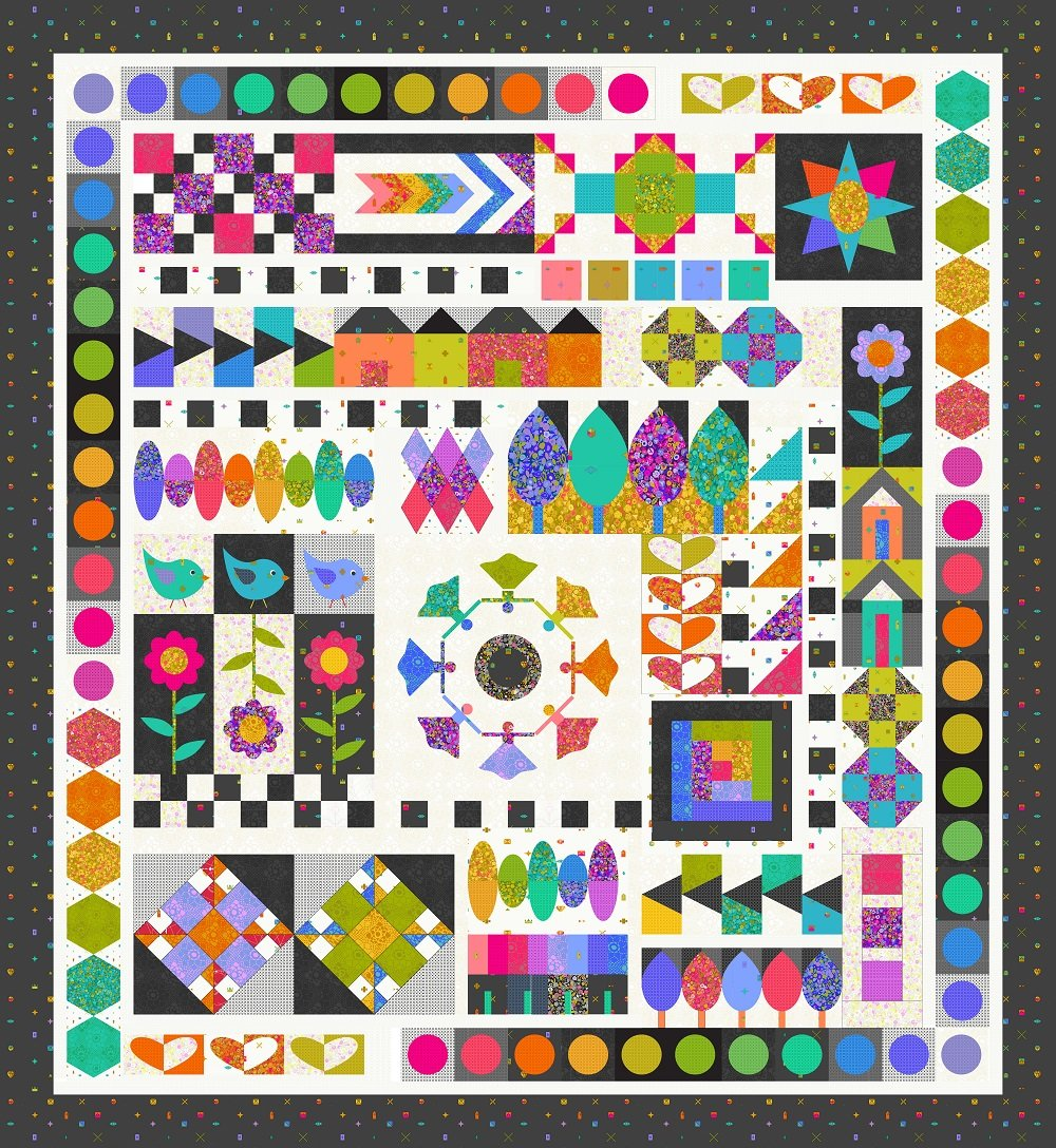 Dolly Mixtures Patterns and Classes