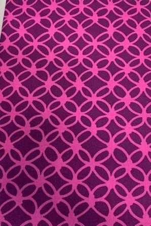 Cotton & Steel Macrame purple