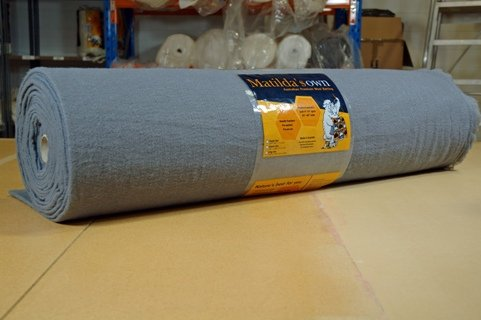 Matilda's Own Wool-Polyester Blend - Charcoal