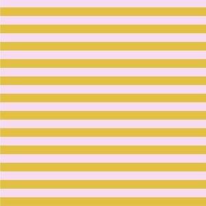 All Stars Stripe Marigold