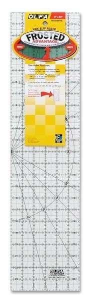 Olfa Non-slip ruler 6 by 24
