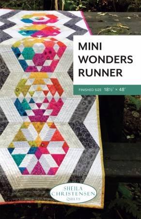 Mini Wonders Runner Kit including pattern