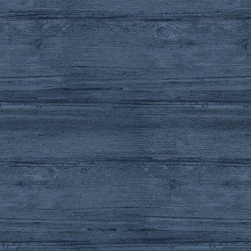 Washed Wood - Harbor Blue