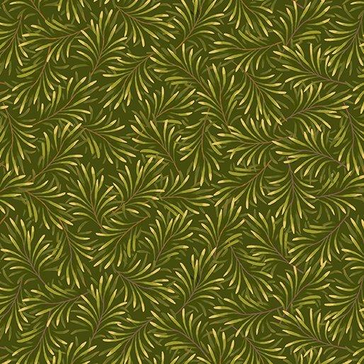 Boughs of Beauty Medium Green