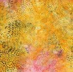 batik tonga summer - Foust Textiles - B1830