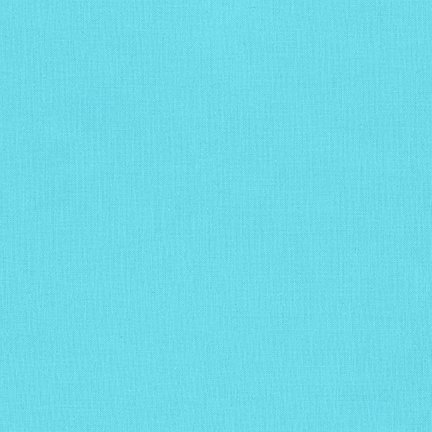 Robert Kaufman-Kona-K001-1011 BAHAMA BLUE from Kona® Cotton