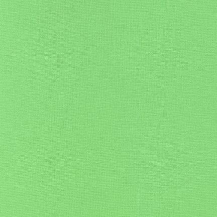 Robert Kaufman-Kona-K001-145 PEAR from Kona® Cotton  Green