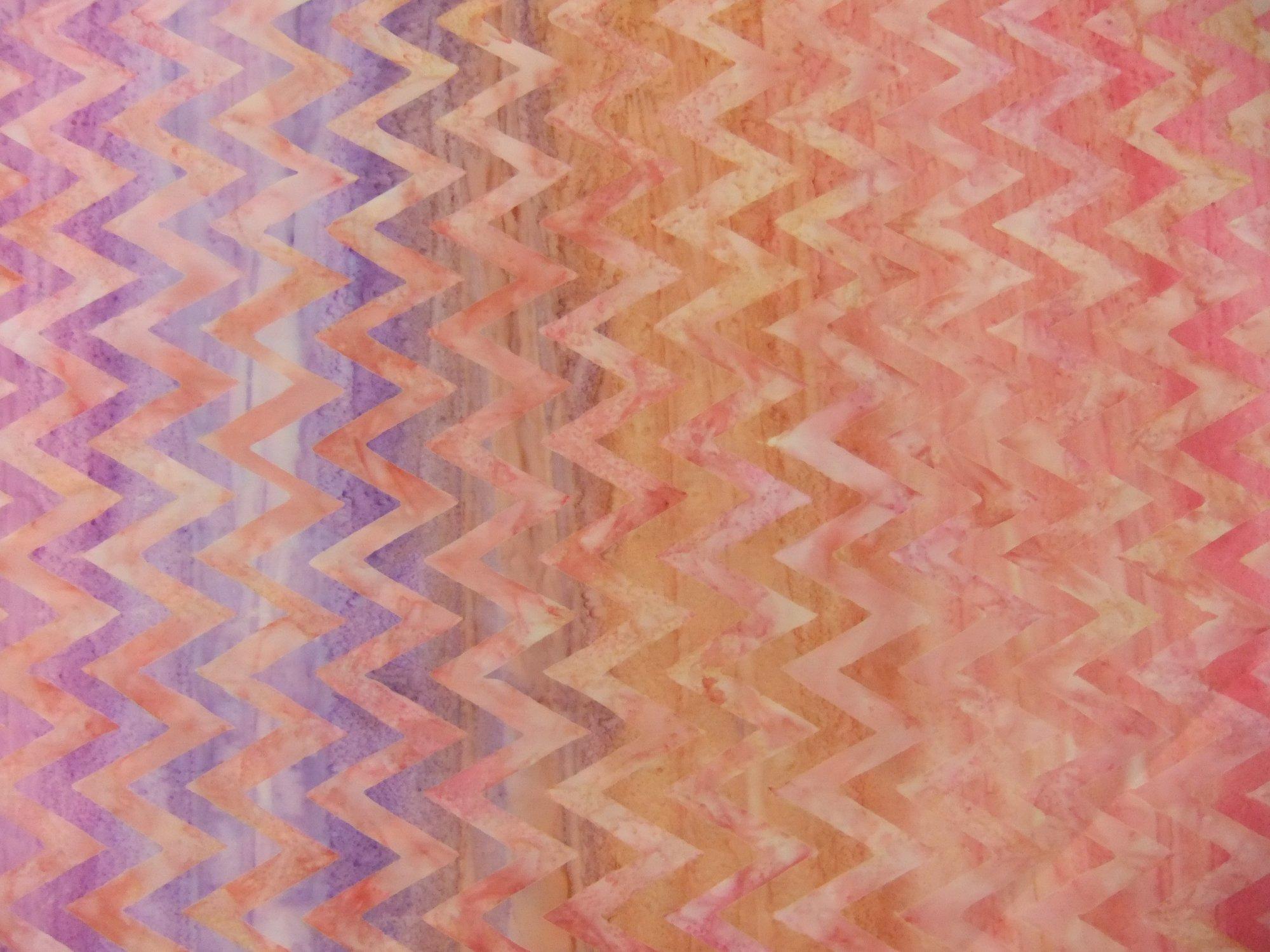 batik elementals (pink chevron) - Robert Kaufman Fabrics - AMD-13874-287