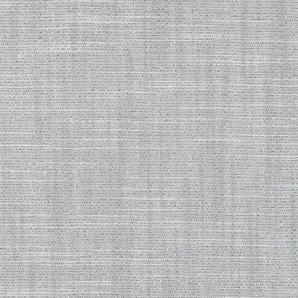 Robert Kaufman SRKM-15373-186 SILVER from Manchester Metallic
