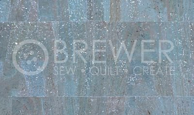 Cork TP458-1 Cork Touch PRO Blue w/ Silver Surface
