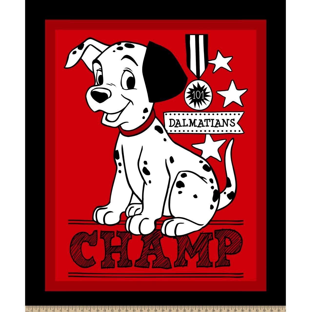 101 Dalmatians - Champ Panel