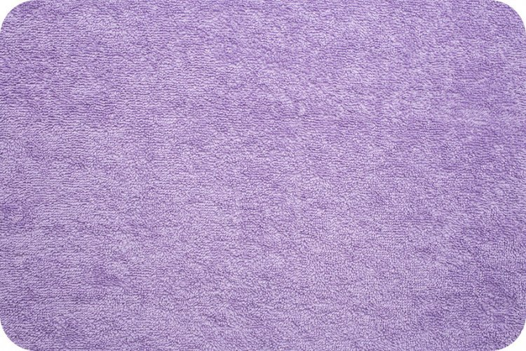16 Ounce Terry Cloth Lilac 58/60 wide