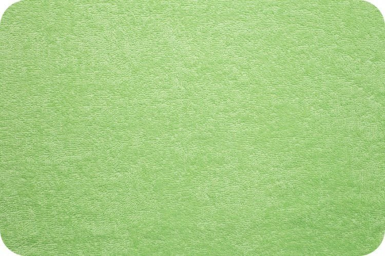 16 Ounce Terry Cloth Lime 58/60 wide