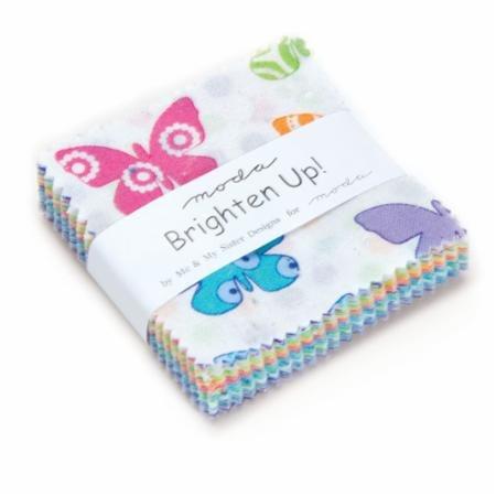 Brighten Up 2.5 Inch Mini Charm Pack
