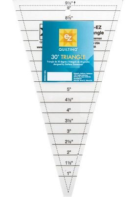 30 Degree Triangle Ruler
