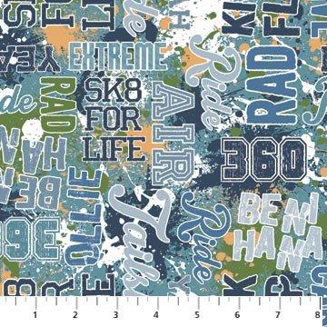 360 Skate. Words Teal