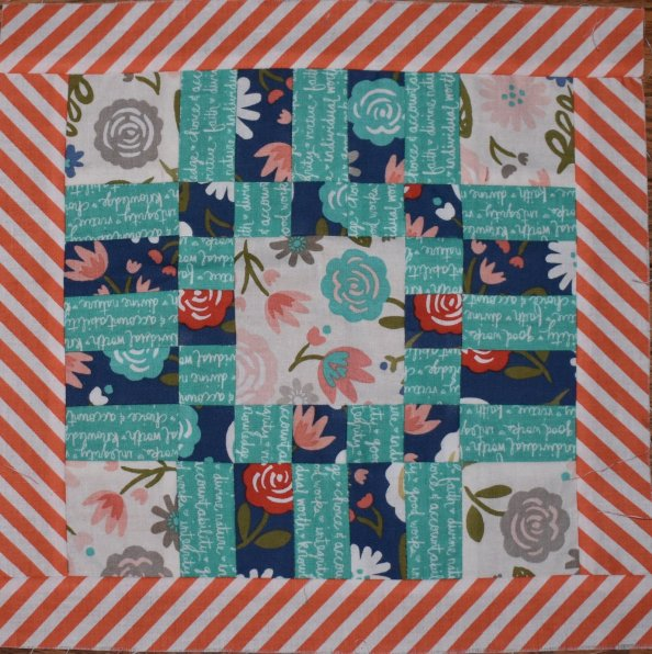 January Monthly Mystery Block