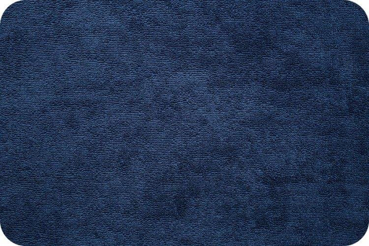 16 Ounce Terry Cloth Navy 58/60 wide