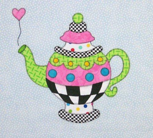 A Spot of Tea Pattern