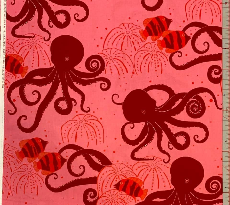 Alexander Henry. Deep Sea. Octavius Pink