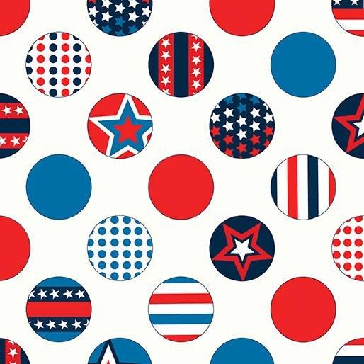All American. Dot White