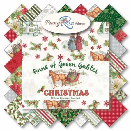 Anne of Green Gables Christmas 42 - 10 inch