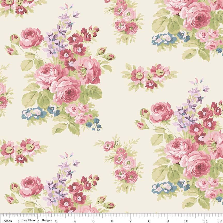 Anne of Green Gables. Floral Cream