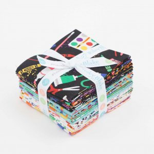 Art Box by Crayola Fat Quarter Bundle 15 pcs