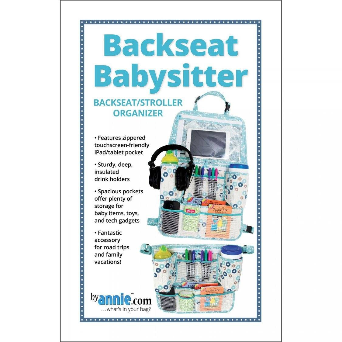 Backseat Babysitter Pattern