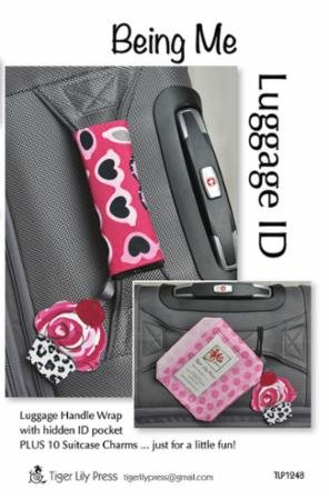 Being Me Luggage ID Pattern