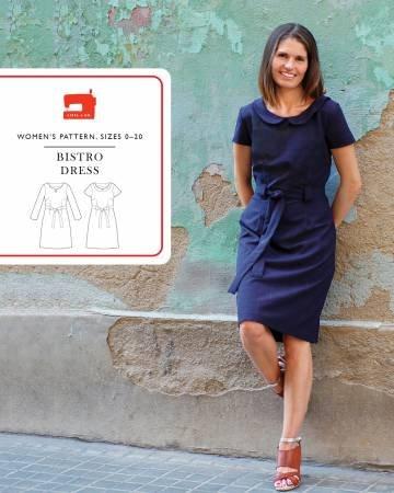 Bistro Dress Pattern