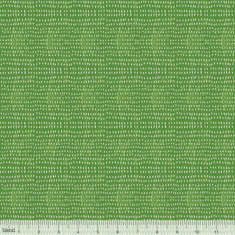 Blend Fabrics. Seeds Grass