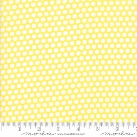 Bonnie Camille. Bliss Dot Yellow