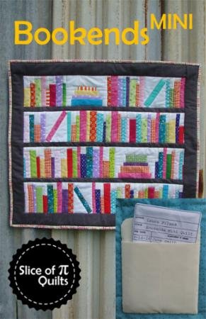 Bookends Mini Quilt Pattern
