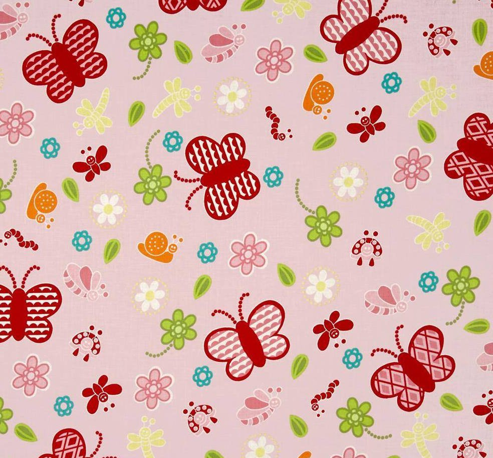 Bugsy. Bug Toss Pink