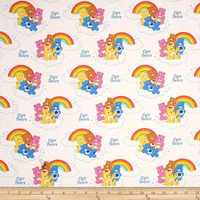 Care Bears. Rainbow in White