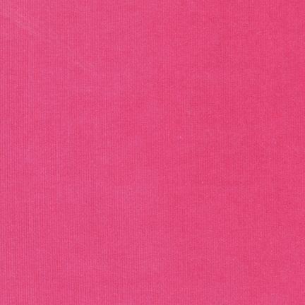 Corduroy 21 Wale Hot Pink