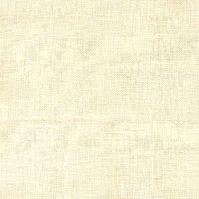 Cream Cotton Linen Blend Hand Towel