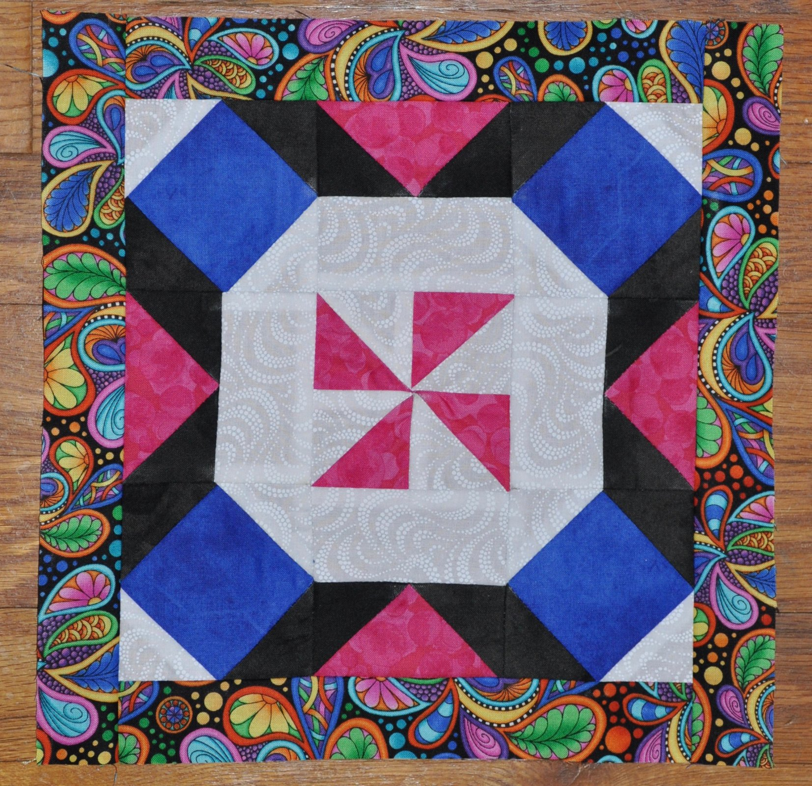 2019 Mystery Block of the Month - March