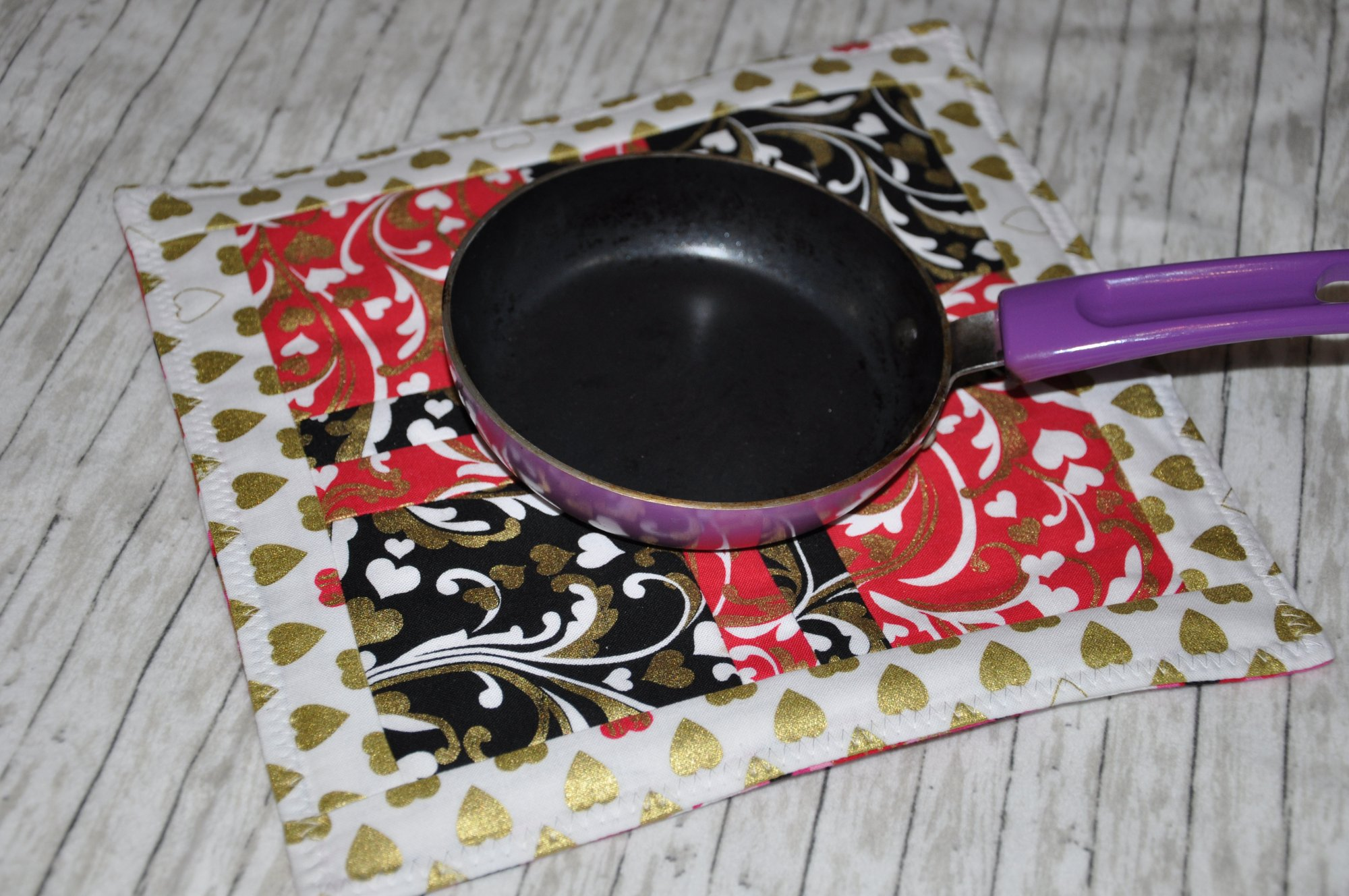 Cherish Disappearing 4 Patch Hot Pad Kit
