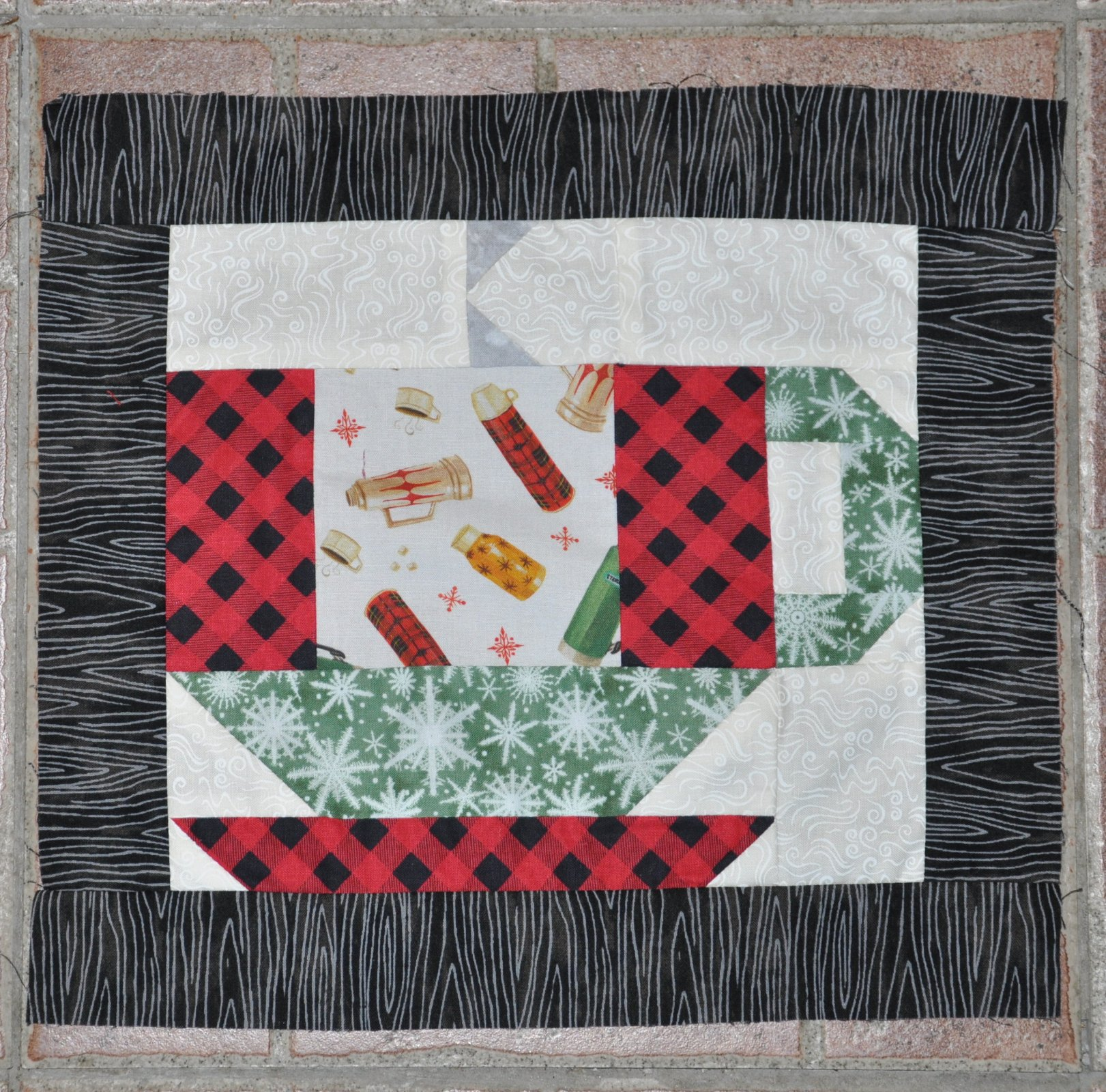 2019 Mystery Block of the Month - January