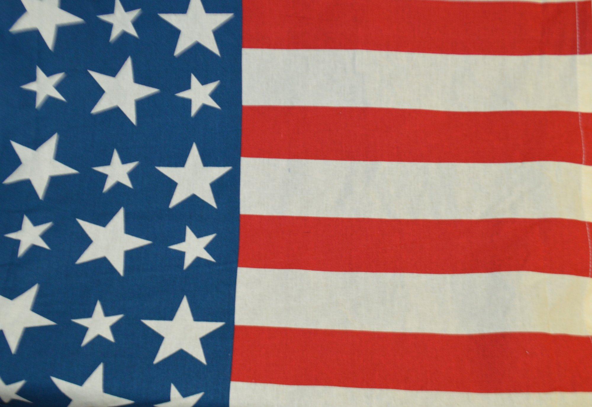 Bar Harbor Flag Bunting