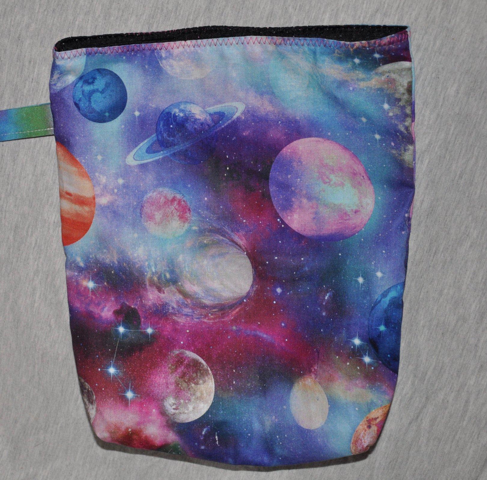 Galaxy Car Trash Bag Kit
