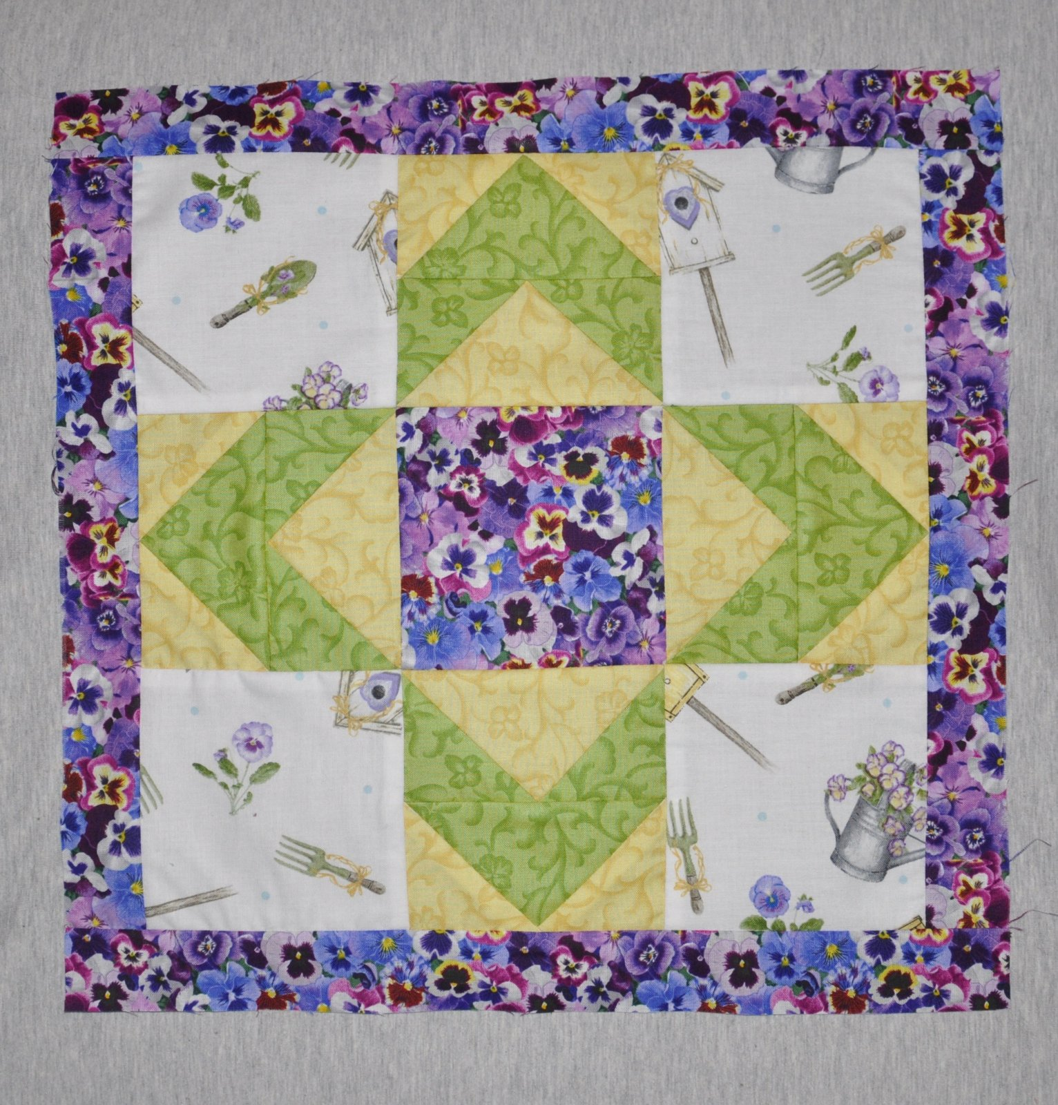2019 Mystery Block of the Month - April