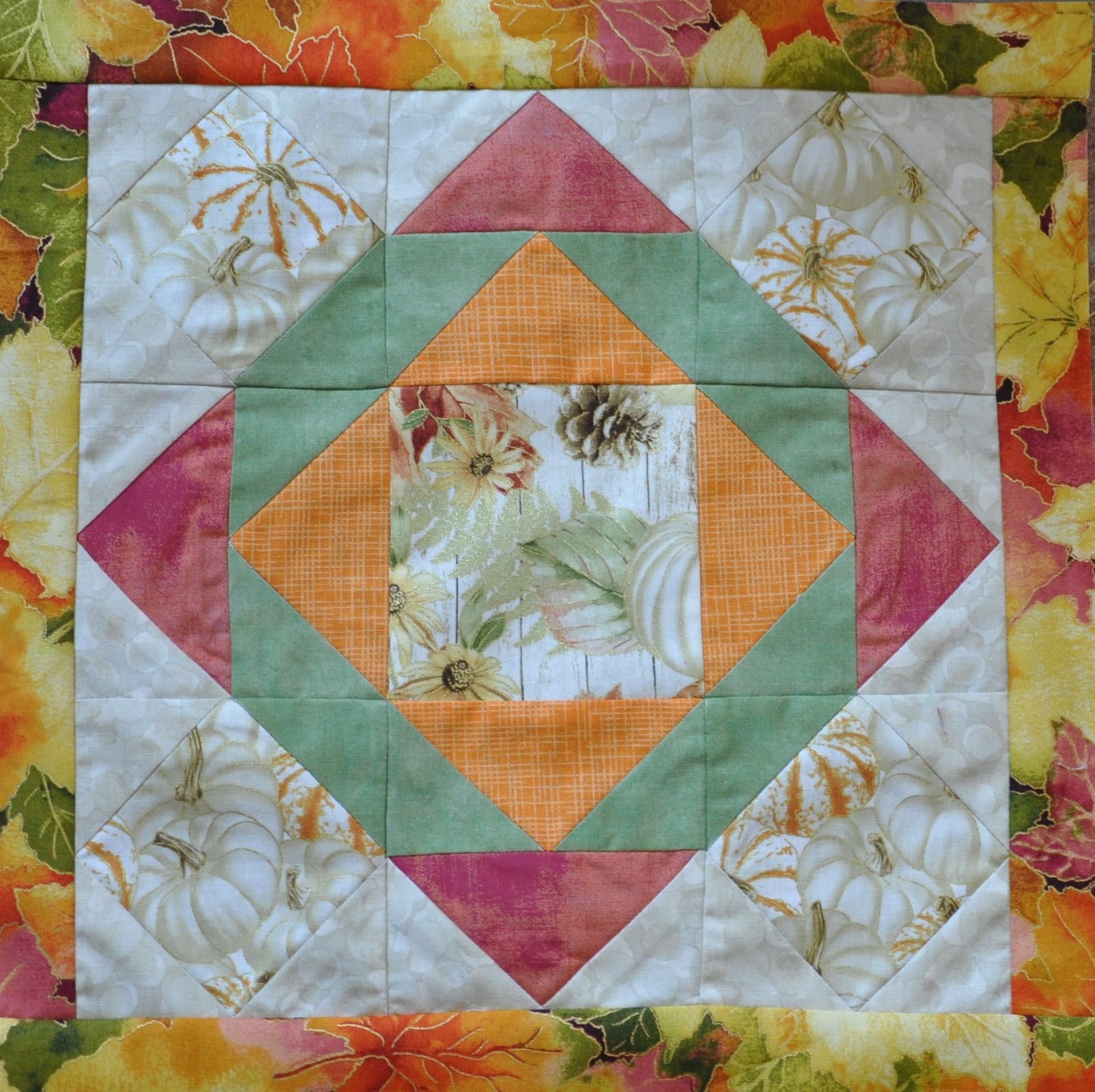 2019 Mystery Block of the Month - August